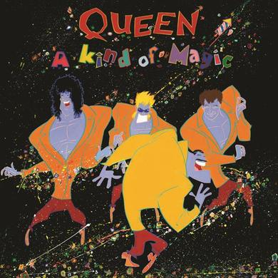 Queen A Kind Of Magic (Studio Collection) Black Vinyl LP