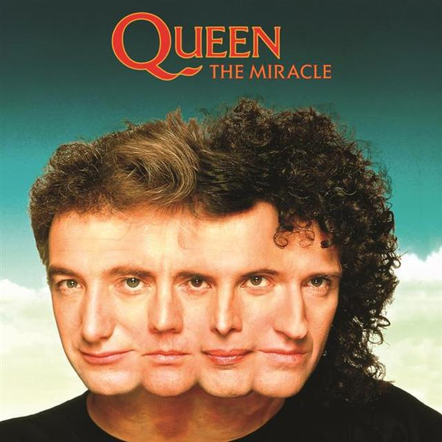 Queen The Miracle (Studio Collection) Black Vinyl LP