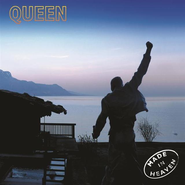 Queen Made In Heaven (Studio Collection) Black Vinyl LP