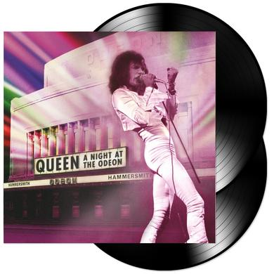 Queen - A Night At The Odeon Double LP Set (Vinyl)