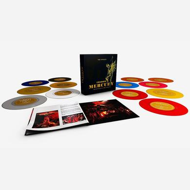 "Queen Messenger of the Gods - The Singles (7"" Singles Colored Vinyl Box Set)"