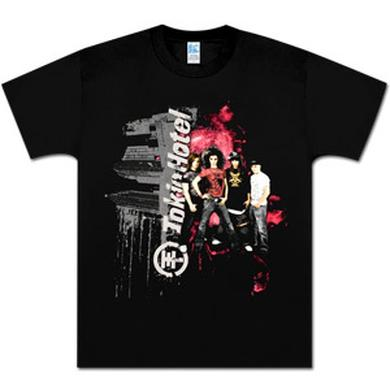 Tokio Hotel Cityscape T-Shirt