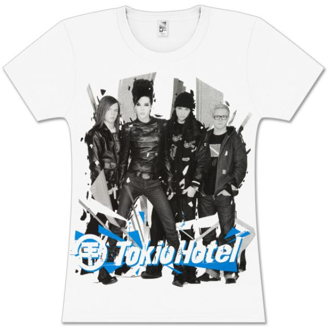 Tokio Hotel Explosion Women's T-Shirt
