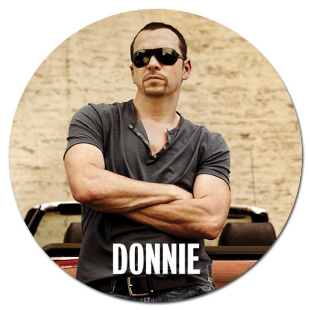 "New Kids on the Block Donnie 6"" Button"