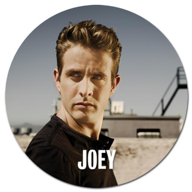 "New Kids on the Block Joey 6"" Button"