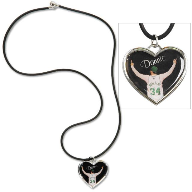 New Kids on the Block Coming Home Boyfriend Necklace - Donnie
