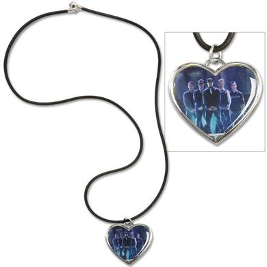 New Kids on the Block Coming Home Boyfriend Necklace - Group