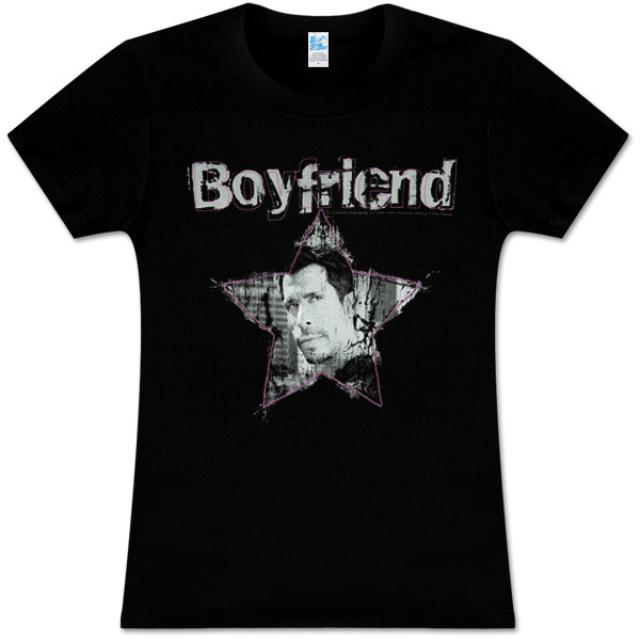 New Kids on the Block Danny Boyfriend Women's T-Shirt