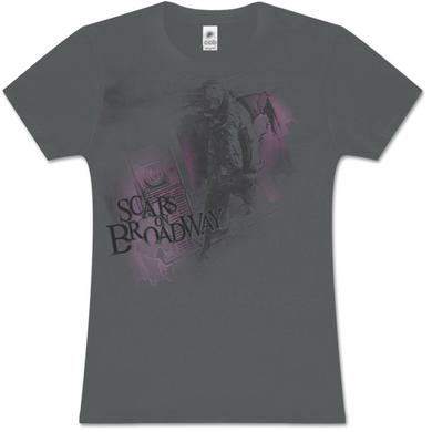 Scars On Broadway Scars on Braodway On TV Girlie T-Shirt