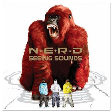 N.E.R.D. Seeing Sounds CD [Explicit]