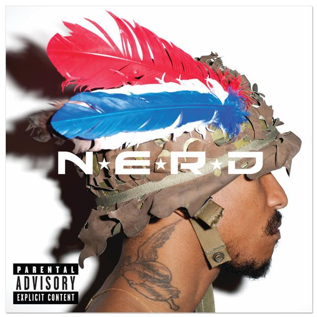 N*E*R*D Nothing Standard Edition CD
