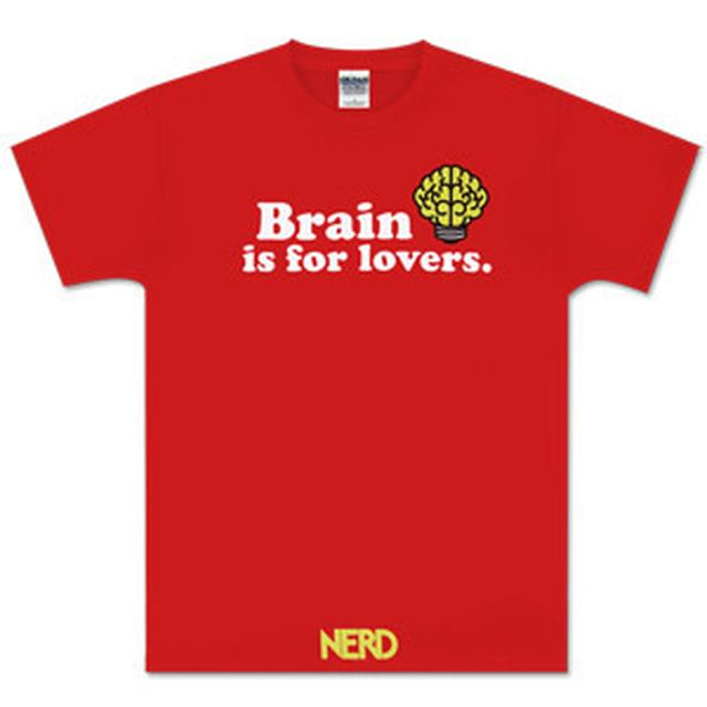 N*E*R*D Red Lovers T-Shirt