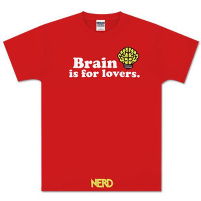N*E*R*D Red Lovers T-Shirt