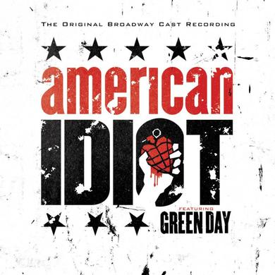 "The Original Broadway Cast Recording ""American Idiot"" Featuring Green Day (2CD)"