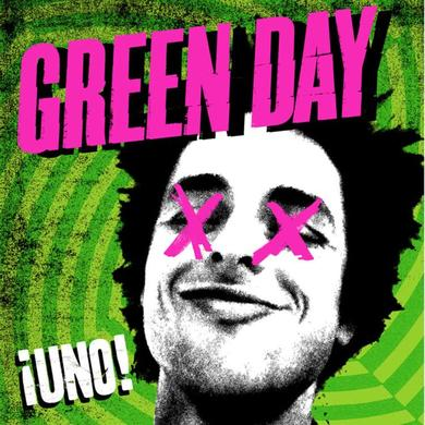 Green Day ¡UNO! Vinyl