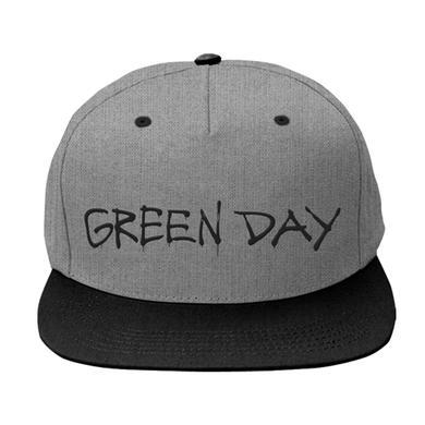 Green Day Radio Snapback Hat 4f8e6de08b3f