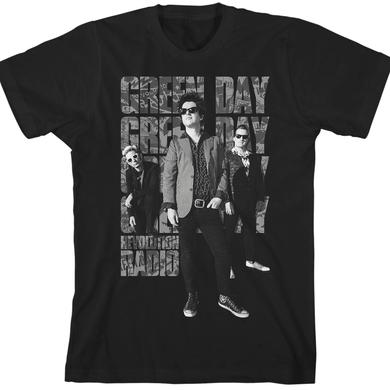 Green Day Stark Photo T-Shirt