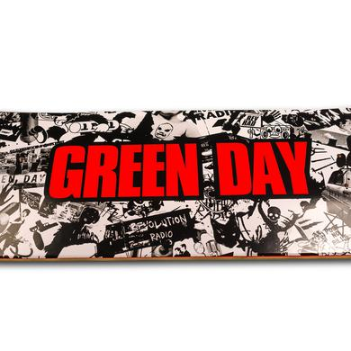 Green Day Ltd. Edition Skate Deck