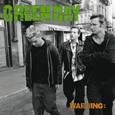 Green Day Warning LP (Vinyl)