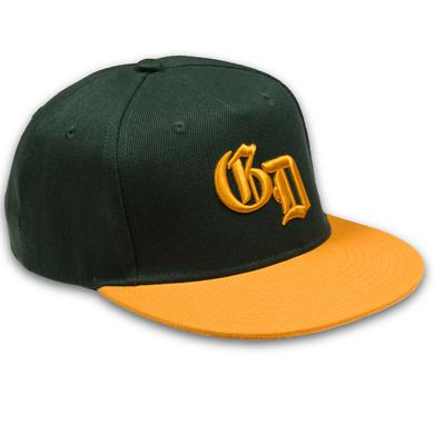 Green Day GD Oakland Snapback Hat