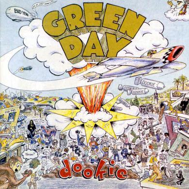 Green Day Dookie Vinyl LP