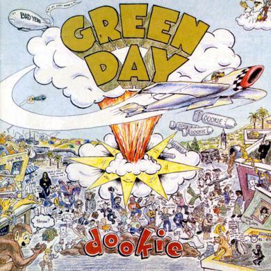 Green Day Dookie Vinyl LP
