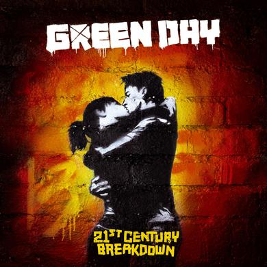 Green Day 21st Century Breakdown Vinyl