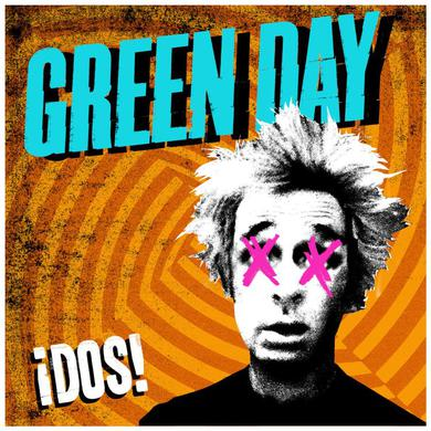 Green Day ¡DOS! Vinyl