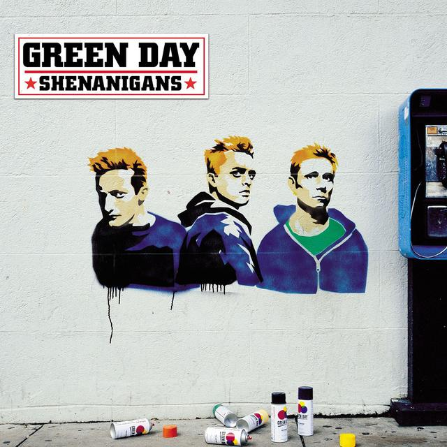 Green Day Shenanigans (Vinyl – 1 LP)