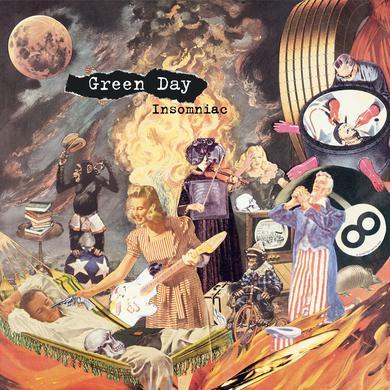 Green Day Insomniac Vinyl