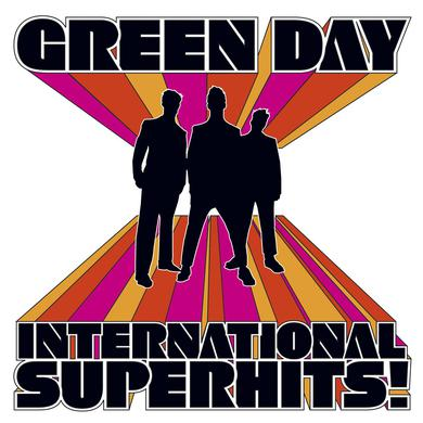 Green Day International Superhits! Vinyl