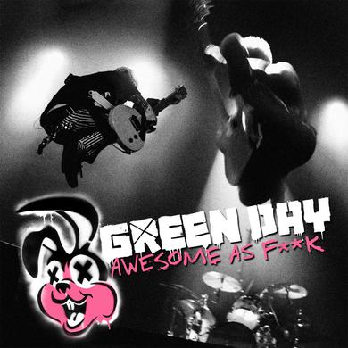 Green Day Awesome As F**k CD/DVD