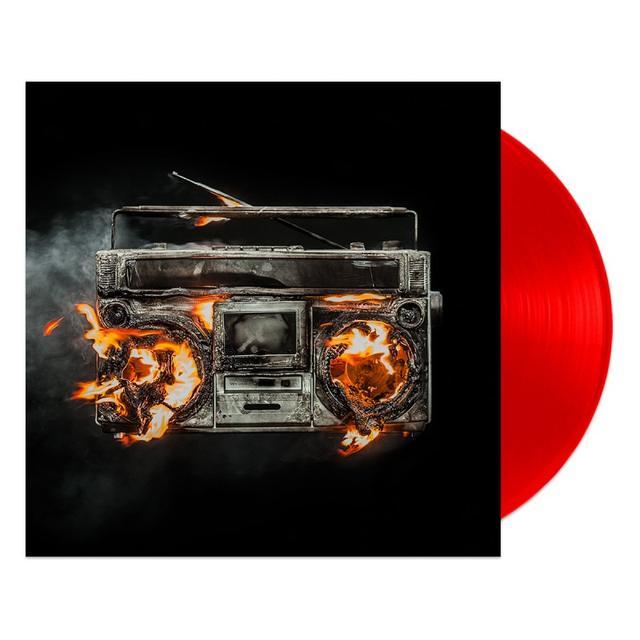 Green Day Revolution Radio Red Vinyl