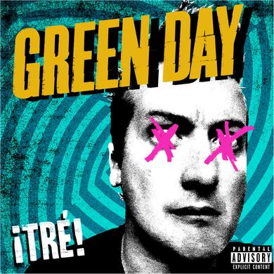Green Day ¡TRE! CD