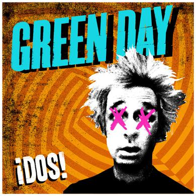 Green Day ¡DOS! CD