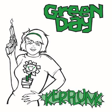 Green Day Kerplunk! CD (Reissue)