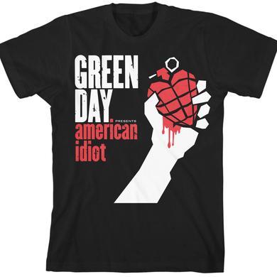 Green Day American Idiot T-Shirt