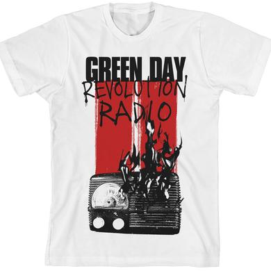 Green Day Radio Combustion T-Shirt