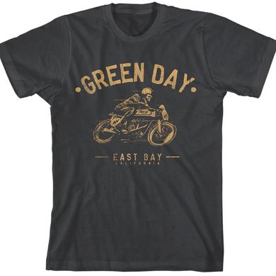 Green Day Skeleton Ride T-Shirt