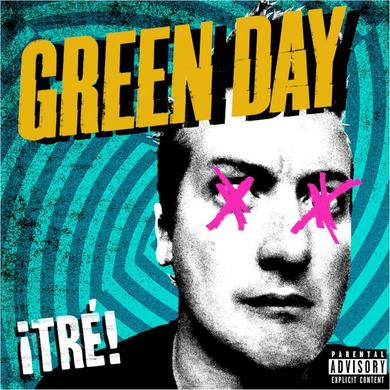 Green Day ¡TRE! Vinyl