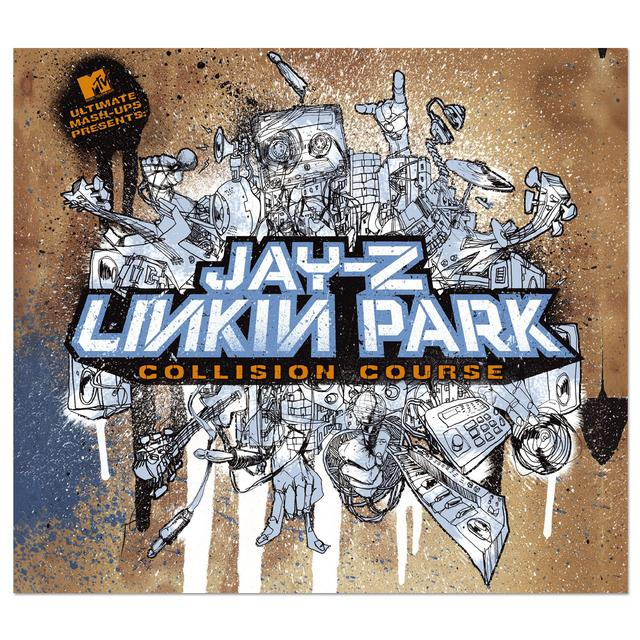 Jay-Z & Linkin Park - Collision Course CD/DVD