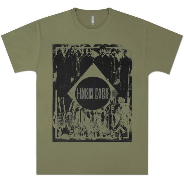 Linkin Park Mirror Photo T-Shirt