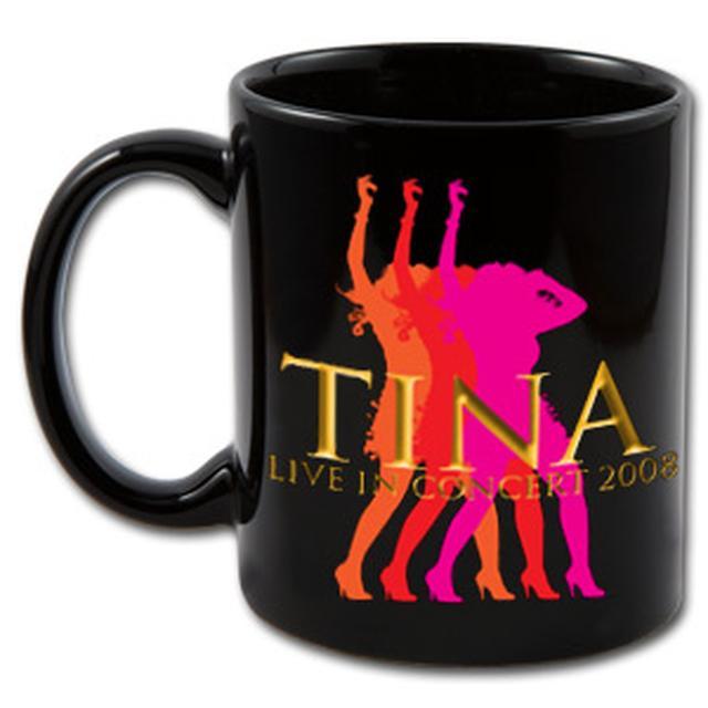 Tina Turner Multi-Tina Live Black Mug