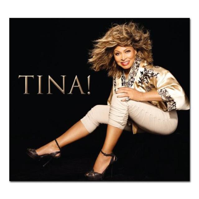 Tina Turner - Tina! Her Greatest Hits CD