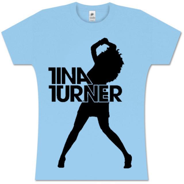 Tina Turner Dancin Blue Babydoll