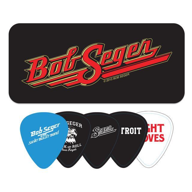 Bob Seger Pick Tin Set