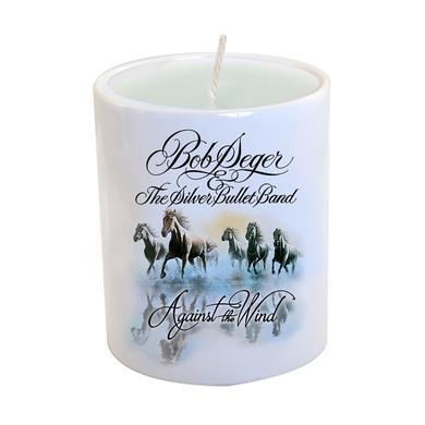 Bob Seger Against the Wind Candle