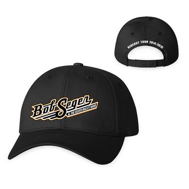 Bob Seger and the Sliver Bullet Band Hat