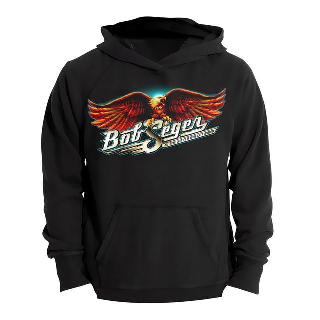 Bob Seger Pullover Eagle Hoody