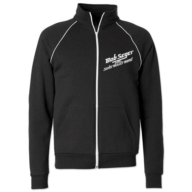 Bob Seger Classic Logo Track Jacket